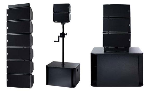Sound System Profesional Line Array NEXO GEO M6