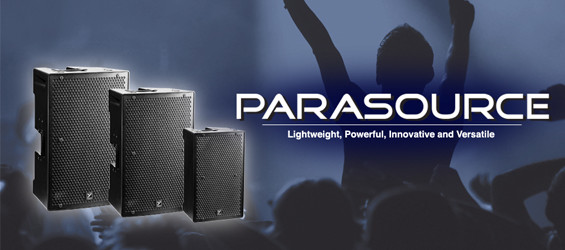 Speaker Sound System Terbaru Yorkville Seri Parasource