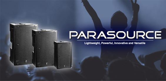 Speaker Sound System Terbaru Yorkville Seri Parasource