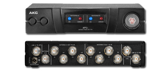 Sistem Antena Wireless AKG APS4