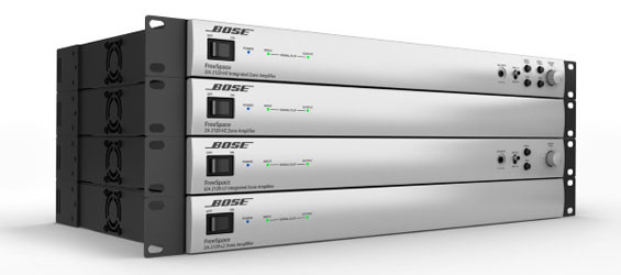 Audio Power Amplifier Bose FreeSpace