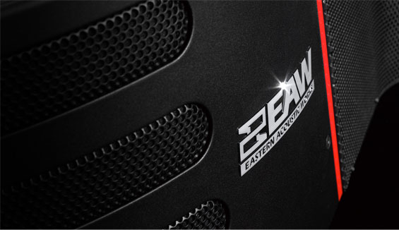 Sound System Line Array EAW Anna