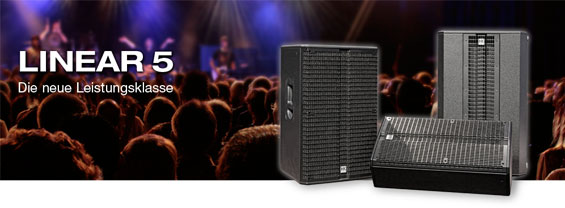 Speaker Line Array HK Audio Linear 5