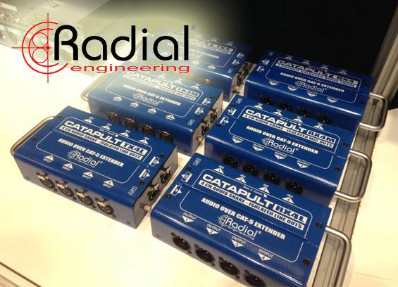Kabel Snake Radial Catapult