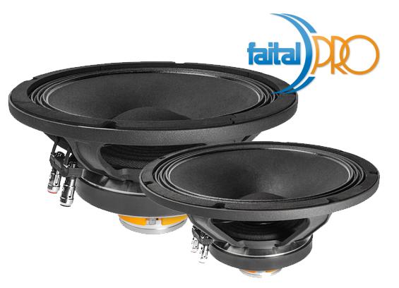 Komponen Speaker Koaksial FaitalPRO