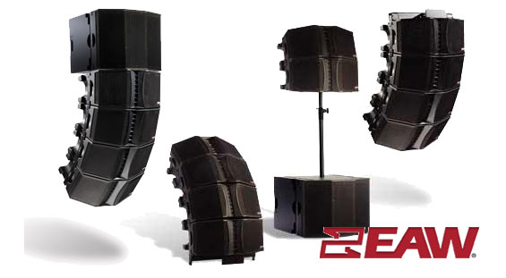 Sound System Line Array EAW Seri JFL
