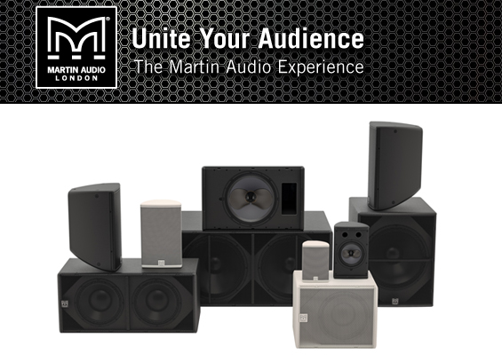 Speaker Sound System Martin Audio Seri CDD
