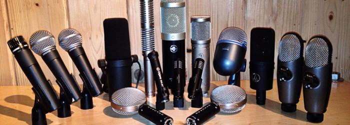 Mengenal Perbedaan Mikrofon Dinamik dan Kondensor