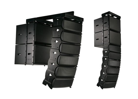 Mengenal Teknologi Sound System Line Array