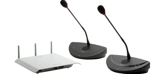Wireless Conference System Listen Technology Confidea G3