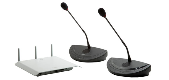Wireless Conference System Listen Technology Confidea G3