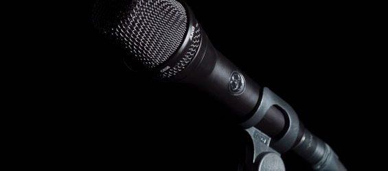 Mikrofon Vokal Kondensor AKG C636