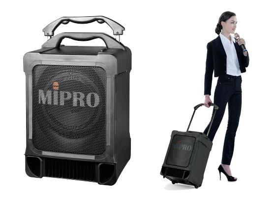 Speaker Portable Wireless Mipro MA-707