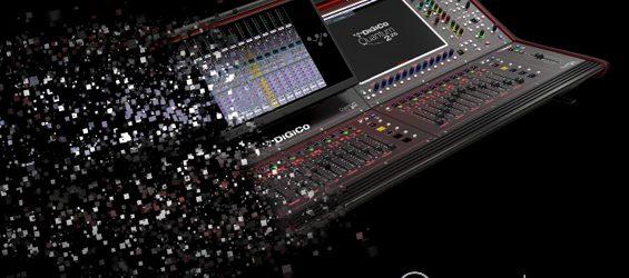 Mixer Audio DiGiCo Quantum 225
