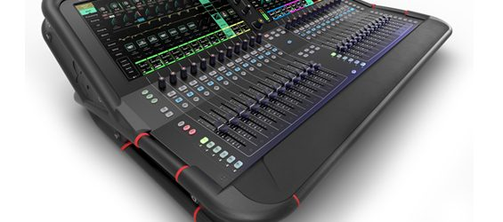 Mixer Digital Allen & Heath Avantis