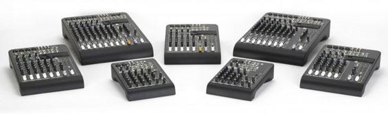 Audio Mixer RCF L-PAD Series