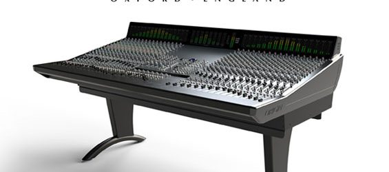 Mixer Audio SSL ORIGIN