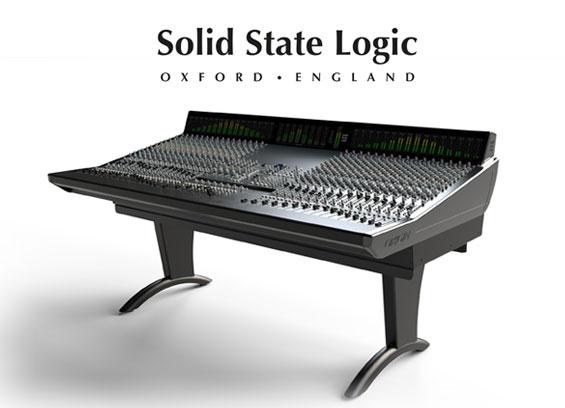 Mixer Audio SSL ORIGIN