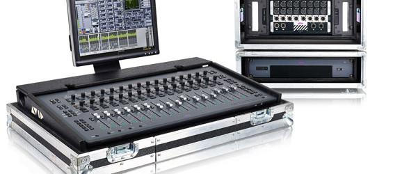 Mixer Digital Avid Venue S3LX