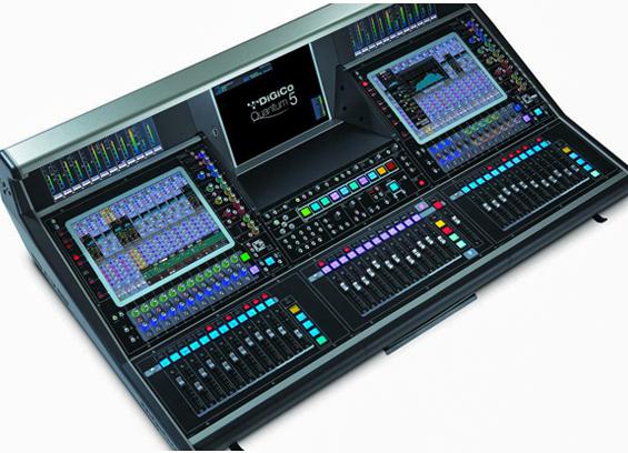 Mixer Digital DiGiCo Quantum 5