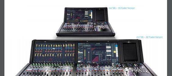 Mixer Digital LAWO mc²36