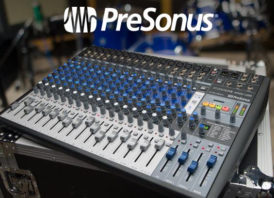 Mixer Digital Presonus StudioLive AR22 USB