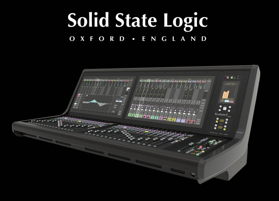 Mixer Digital Solid State Logic S300-48