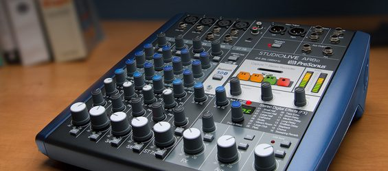 Mixer Sound System Presonus StudioLive ARc