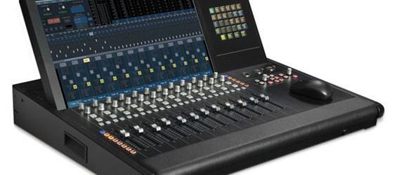 Mixer Digital Fairlight Quantum Live