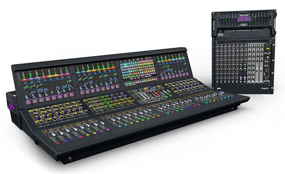 Mixer Digital Avid VENUE S6L