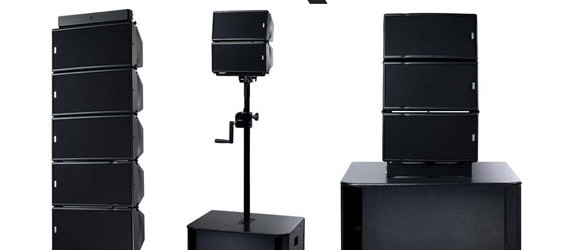 Paket Sound System Line Array Nexo Geo M6