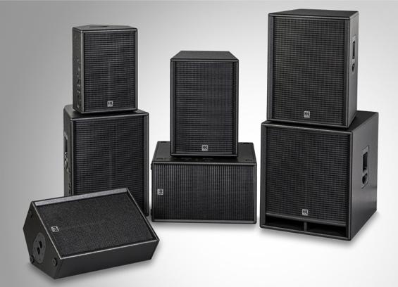 Paket Sound System HK Audio PREMIUM PR:O D2