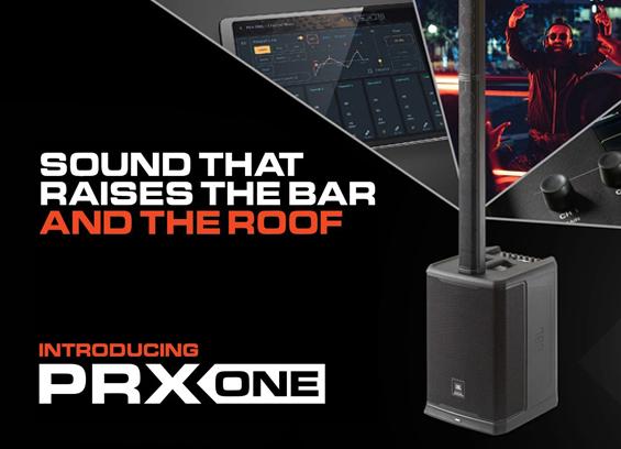 Paket Sound System JBL PRO PRX ONE