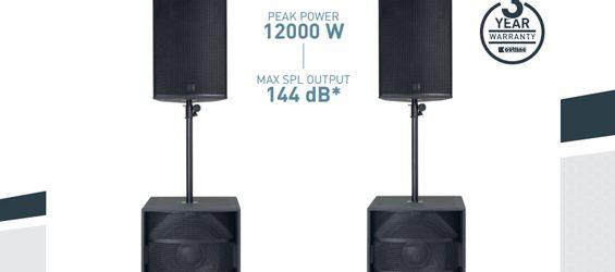 Paket Sound System Portable Outline V-Series
