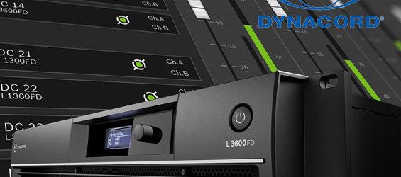 Power Amplifier Digital Dynacord Seri L dan Seri C