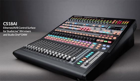 Kontroler Mixer PreSonus StudioLive CS18AI