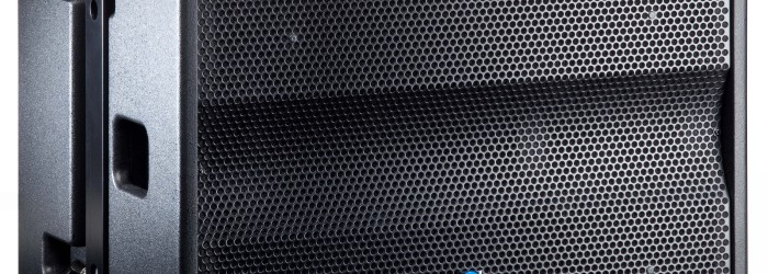 Line Array Speakers FBT Qube QSA 112.0A