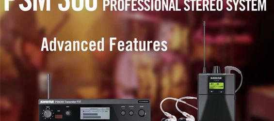 Sistem Personal Monitor Shure PSM300