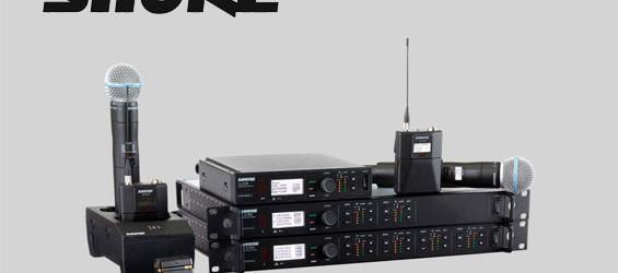 Mikrofon Wireless Digital Shure ULX-D