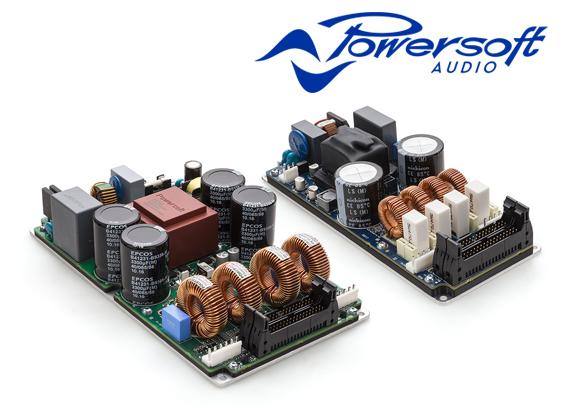 Sistem Amplifikasi Audio Powersoft LiteMod 4HC dan MiniMod 4