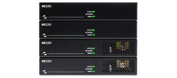 Sistem Amplifikasi Audio Powersoft Mezzo