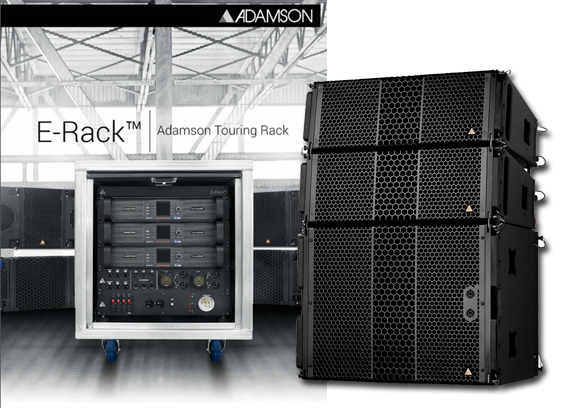 Sound System Line Array Adamson S10n