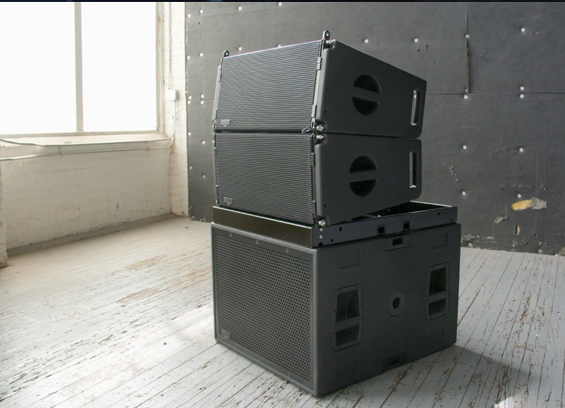 Sound System Line Array Aktif EAW NTX201L