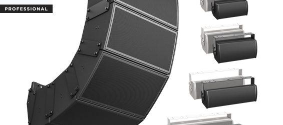 Sound System Line Array Bose ArenaMatch DeltaQ