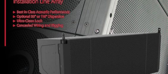 Sound System Line Array EAW KF810P