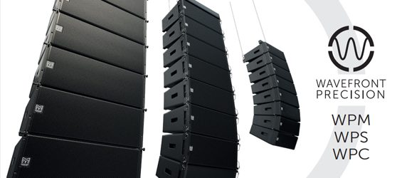 Sound System Line Array Martin Audio WPS