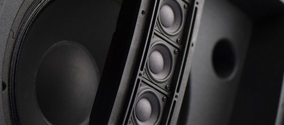 Sound System Line Array PreSonus Seri CDL