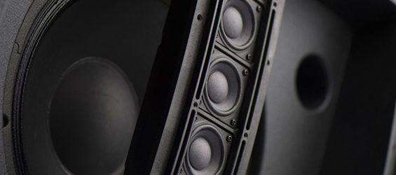 Sound System Line Array PreSonus Seri CDL