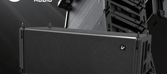 Sound System Line Array Verity Audio IWAC220P