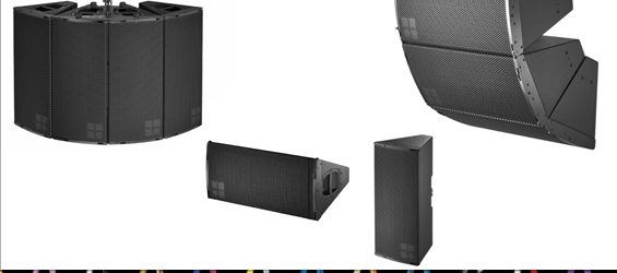 Sound System Line Array d&b audiotechnik A-Series